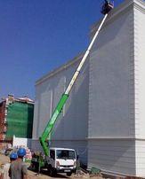 Аренда автовышки 26 метров Одесса высотные работы