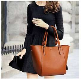 Gift! Stunning Luxury  Large Tote Bag + Inner Bag for Woman