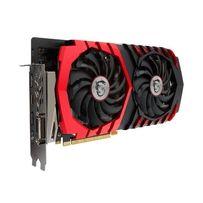 Игровая мощная видеокарта MSI GeForce GTX 1060 GAMING X 3G. Идеал.сост