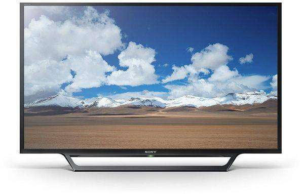 TCL LED TV features a 43inch screen with Full HD LED display. Slim and 0