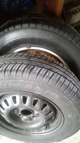 Tyres For Sale Thirteen and Fourteens