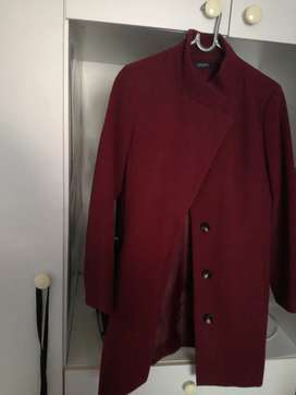 Maroon Winter Coat