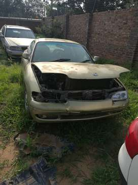 Mazda MX6 1996 Stripping for Parts