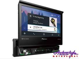 Pioneer AVH-Z7050BT In-Dash Entertainment Receiver  Touch-screen Multi