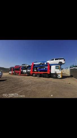 10 Car carrier