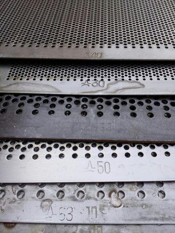 Решета к дробилкам ДДМ 500х1575 мм Толщина 1,5;2,0;3,0 мм Яготин - изображение 3
