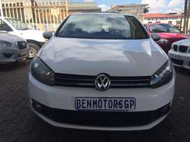 2011 VW Golf 6 TSI Engine1.4comfortline