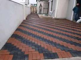We install synthetic grass and paving around Cape town