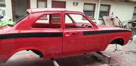 Ford escort fender
