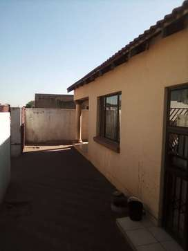 #House For Rent In Radebe Section