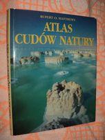 Atlas Cudów Natury Rupert O. Matthews