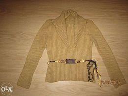 Светр (свитер, кофта) жіночий з коміром