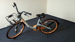 Rower oBike + koszyk rowery do wypozyczalni sharing miejski rower