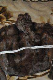 Продам полушубок болеро из натурального меха козлика
