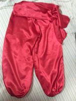 Червоні шаровари та вишиванка для костюму козака Житомир