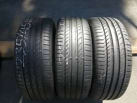 235 45 R19 Continental ContiSportContact5 Tyres