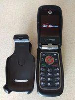 Защищённый CDMA телефон Motorola V860 Barrage