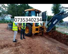 Demolition/ Truck Hire and Rubble Removal Services