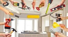 Домашний мастер, муж на час, мелкий ремонт, сборка мебели, доставка.