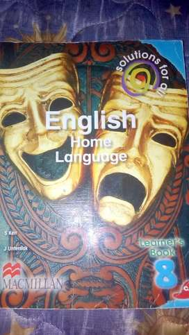 English home language learners book grade 8