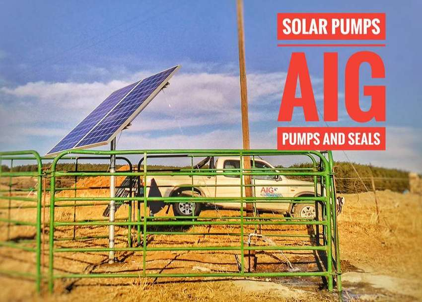 Borehole, Solar, irrigation and filtration installations