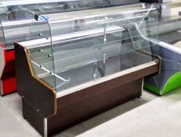 """Кондитерская холодильная витрина """"Dolce""""(+4+12) Длина 1,5м. В наличии."""