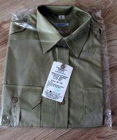 Koszulo Bluza oficerska Krótki Rękaw R40/190 Khaki Wz 301/MON