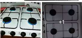 Latest portable 4 plate gas stoves for sale