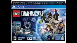 PS4 Lego Dimensions - Starter Pack. Brand New