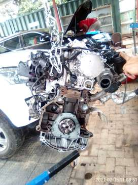 CHH Golf 7 GTI Engine Complete