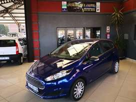Ford - 2016 Fiesta 1.4i (71 kW) Ambiente Hatch Back Facelift