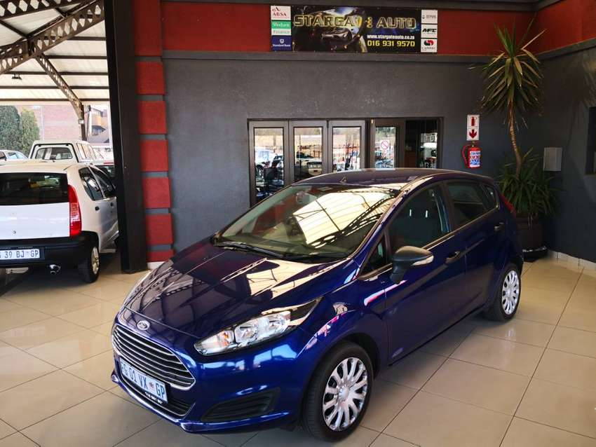 Ford - 2016 Fiesta 1.4i (71 kW) Ambiente Hatch Back Facelift 0