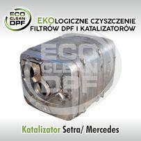 Setra Mercedes SCR, Katalizator- Euro 6