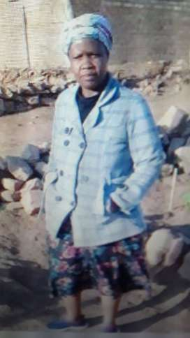 Mature Lesotho maid,nanny,cook desperately needs stay in job