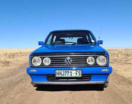 1995 Vw Golf Chico (Engin, Interior & Exterior 2007 Model).