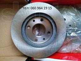 Диск тормозной передний ВАЗ 2110,2112,2111,Калина,Приора r.13,14 д.