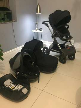 Stokke Trailz full Travel System R16 900neg!