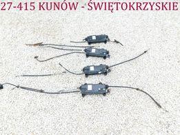 Renault Scenic II hamulec ręczny elektryczny linki postojowy awaryjny