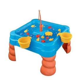Square Sand & Water Table - Fish