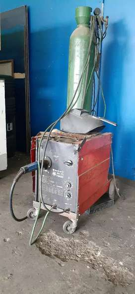 Complete Co2 welding machine set for sale
