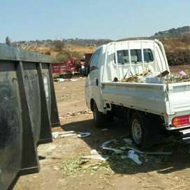 bakkie for all kind home and office removal