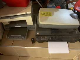 Free scanners and printers