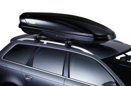 Duży Box Wynajem Wypożyczalnia bagażnik dachowy ferie narty Thule 800