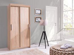Szafa dwu drzwiowa przesuwna Karo 100 cm