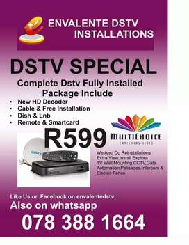 Dstv Sales and installations