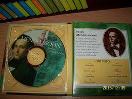 kolekcja Mistrzowie Muzyki Klasycznej