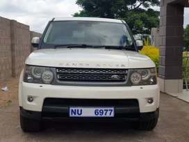 Range Rover Sport in good condition