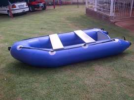 Inflatable boat for sale or swop for fishing kayak