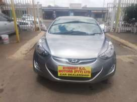 2013 Hyundai Elantra 1.8 GLs for sale