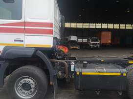 2001 MAN F2000  For Sale R130 000